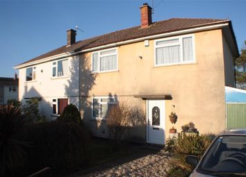Thumbnail 3 bedroom semi-detached house for sale in Dangerfield Avenue, Highridge, Bristol