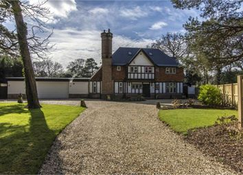 Thumbnail 6 bed detached house for sale in Bassett Green Road, Bassett, Southampton, Hampshire