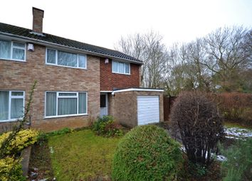 Thumbnail 4 bed semi-detached house for sale in Robert Burns Avenue, Cheltenham