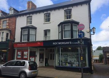Thumbnail Retail premises to let in Carlton House, Middleton Street, Llandrindod Wells, Powys