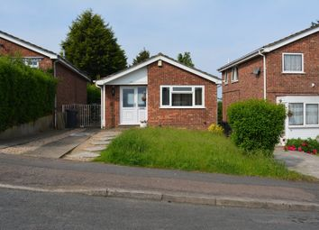 Thumbnail 2 bedroom detached bungalow for sale in Hatherleigh Road, Evington, Leicester