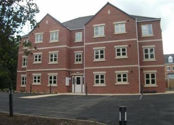 Thumbnail 2 bed flat for sale in Grange Court, Wombwell, Barnsley