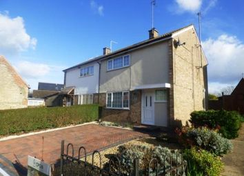 Thumbnail 2 bedroom semi-detached house for sale in High Street, Great Linford, Milton Keynes, Buckinghamshire