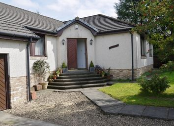 Thumbnail 5 bed detached bungalow for sale in Kirkford, Stewarton