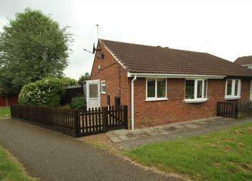 Thumbnail 2 bed bungalow to rent in Stoneywell Road, Leicester