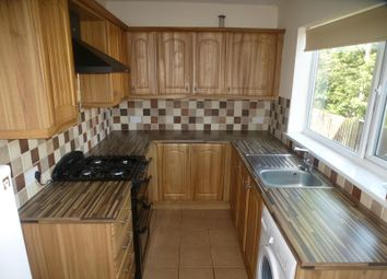 Thumbnail 2 bedroom end terrace house to rent in Bolsover Street, Mansfield