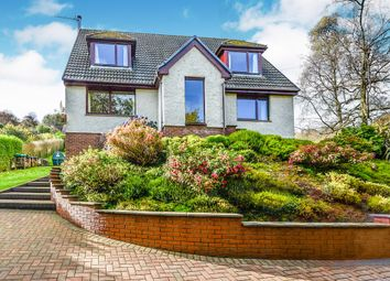 Thumbnail 5 bed detached house for sale in Back Road, Clynder, Helensburgh