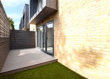 Thumbnail 1 bed terraced house to rent in Clark Mews, 70-72 Fearnley Street, Watford, Hertfordshire