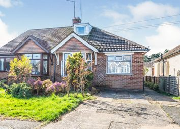2 bed semi-detached bungalow for sale in Lorraine Crescent, Northampton NN3