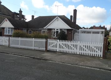 Thumbnail 2 bedroom semi-detached bungalow for sale in St Albans Road, Clacton On Sea