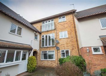 Thumbnail 1 bed flat for sale in Black Swan Court, Ware, Hertfordshire