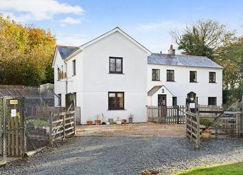 Thumbnail 4 bed detached house for sale in Tavistock, Devon