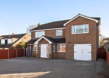 Thumbnail 4 bedroom detached house for sale in Kempshott Lane, Basingstoke