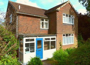 Thumbnail 4 bed detached house for sale in Saxonbury Close, Crowborough