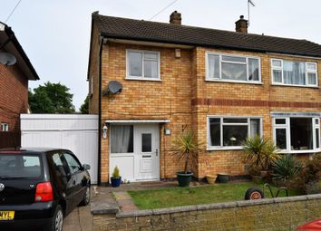 Thumbnail 3 bed semi-detached house to rent in Malling Close, Birstall, Leicester