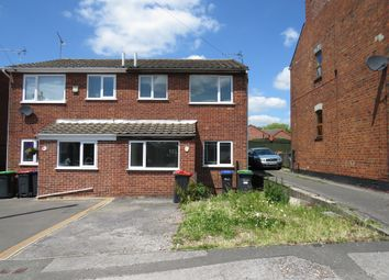 3 bed semi-detached house for sale in Union Street, Selston, Nottingham NG16