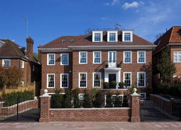 Thumbnail 6 bedroom property for sale in West Heath Road, Hampstead