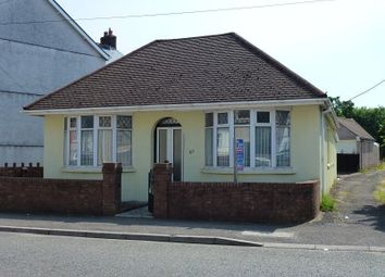 Thumbnail 3 bedroom bungalow for sale in Tirydail Lane, Ammanford, Carmarthenshire.