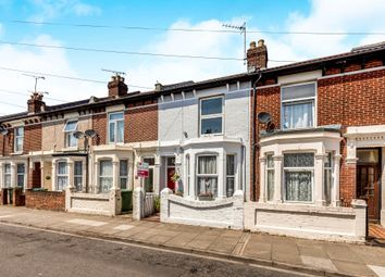 Thumbnail 2 bedroom terraced house for sale in Stapleton Road, Portsmouth
