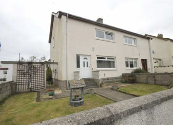 Thumbnail 2 bed semi-detached house for sale in Moray Street, Hopeman, Elgin