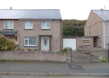 Thumbnail 2 bedroom semi-detached house for sale in 36 Heol Y Llan, Barmouth
