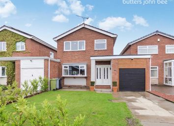 Thumbnail 3 bed link-detached house for sale in Chapelmere Court, Crewe