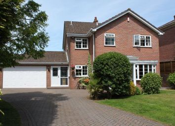 Thumbnail 4 bedroom detached house for sale in Caradon Close, Derriford, Plymouth