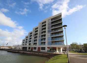 Thumbnail 2 bedroom flat for sale in Harbour Road, Portishead, Bristol