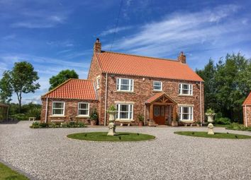 Thumbnail 4 bed detached house for sale in Church Lane, Louth, Lincolnshire