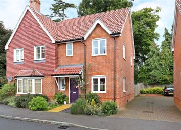 Thumbnail 3 bed semi-detached house for sale in Claines Street, Holybourne, Alton, Hampshire