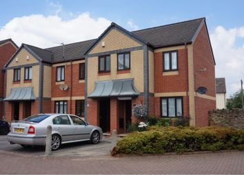 Thumbnail 2 bed end terrace house for sale in Loughman Close, Kingswood
