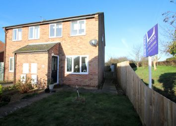 Thumbnail 3 bed semi-detached house to rent in Manor Gardens, Buckden, St. Neots
