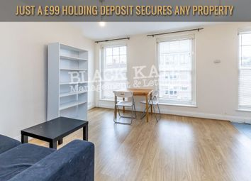 Thumbnail 1 bed flat to rent in Chapel Market, London