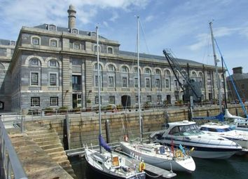 Thumbnail 1 bed flat for sale in Stonehouse, Plymouth, Devon