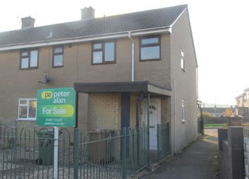 Thumbnail 2 bed flat for sale in Phillips Walk, Rhymney, Tredegar
