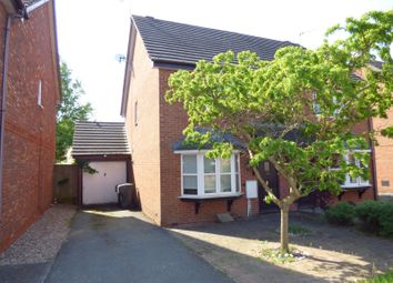 Thumbnail 3 bed property to rent in Pavilion Gardens, Woodland Grange, Bromsgrove