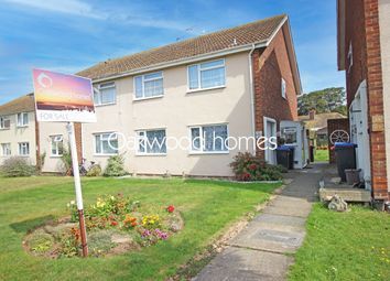 Thumbnail 2 bed flat for sale in Woodford Court, Birchington