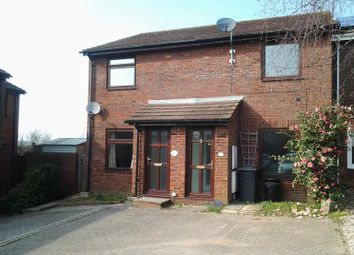 Thumbnail 2 bed terraced house to rent in Denver Close, Topsham, Exeter