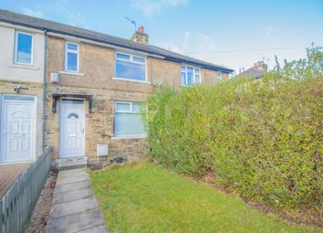 Thumbnail 3 bed terraced house for sale in Mandale Road, Horton Bank Top, Bradford