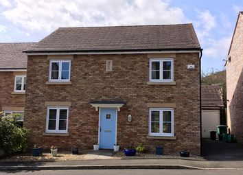 Thumbnail 4 bedroom detached house for sale in Blestium Drive, Usk