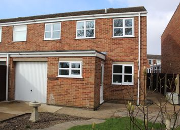 Thumbnail 4 bed semi-detached house to rent in Louth Road, Holton-Le-Clay