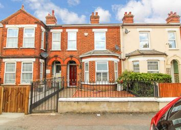 Thumbnail 4 bed terraced house for sale in Clarence Road, Gorleston, Great Yarmouth