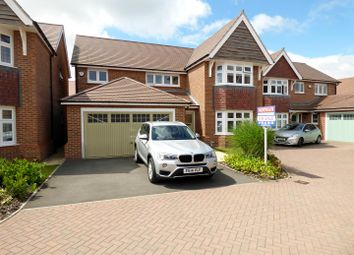 Thumbnail 4 bedroom detached house for sale in Ferriby Road, Cawston, Rugby