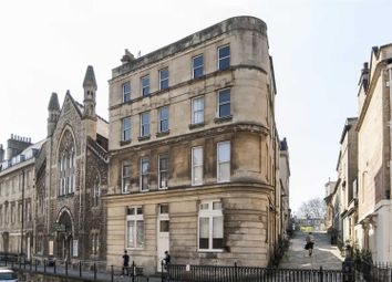 Thumbnail 1 bed flat to rent in Hay Hill, Bath