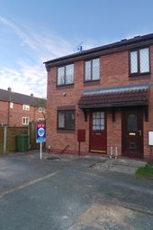 Thumbnail 2 bed end terrace house to rent in Aldrin Close, Stafford