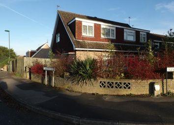 Thumbnail 3 bed semi-detached house for sale in Keverne Close, Nottingham, Nottinghamshire