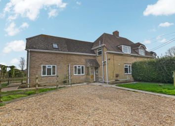 4 bed semi-detached house for sale in Fletchers Lane, Sidlesham Common, Chichester PO20