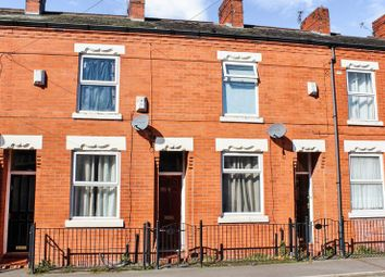 Thumbnail 2 bed flat for sale in Cobden Street, Blackley, Manchester