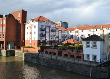 Thumbnail 2 bed flat for sale in Ferrymans Court, Queen Street, Bristol