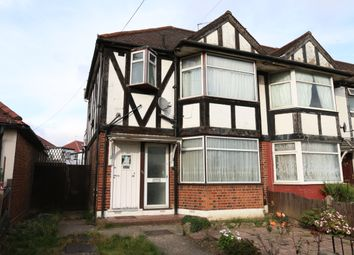 Thumbnail 1 bedroom maisonette for sale in Beresford Avenue, Wembley